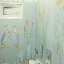 Mermaids Washroom