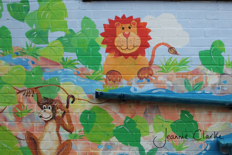 jungle detail